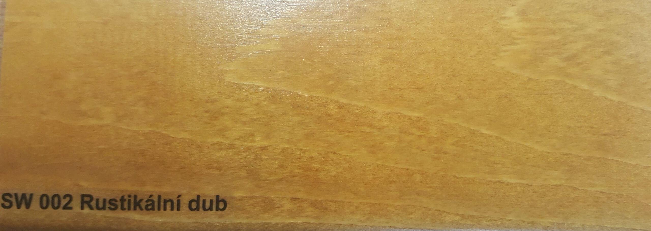 SW 002 Rustikální dub